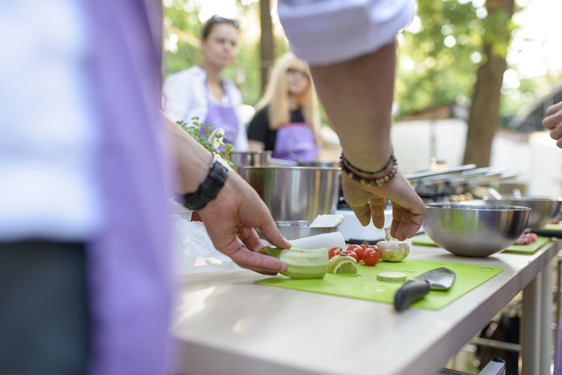 Chef Basic Course II – Gust. Miros. Arome (adulti), 18 - 20 Septembrie, ora 18:00